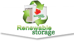 Renewable Storage