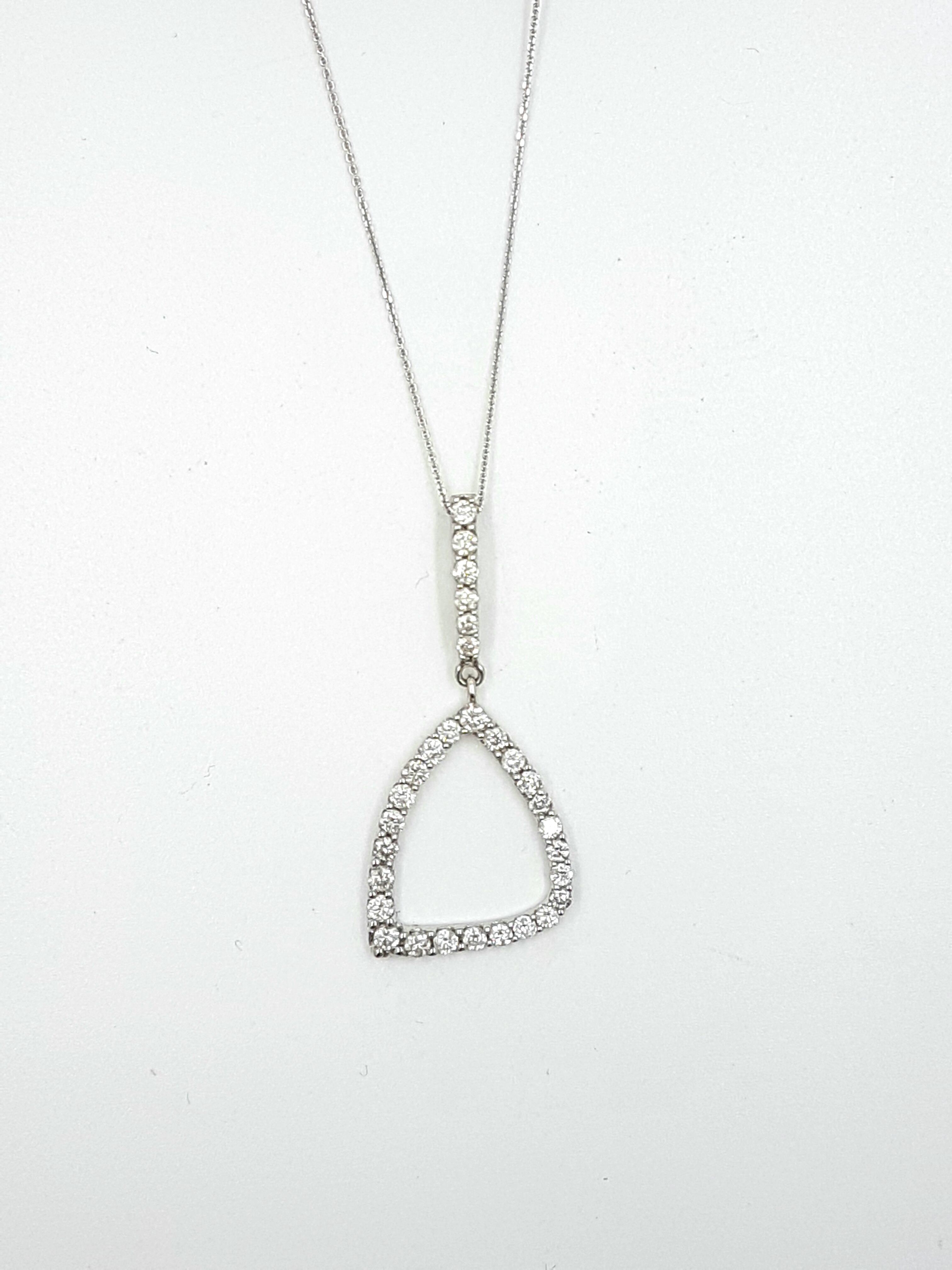 14K White Gold 1.00ct Regular Price $4275 SALE $895 Ref: GP659