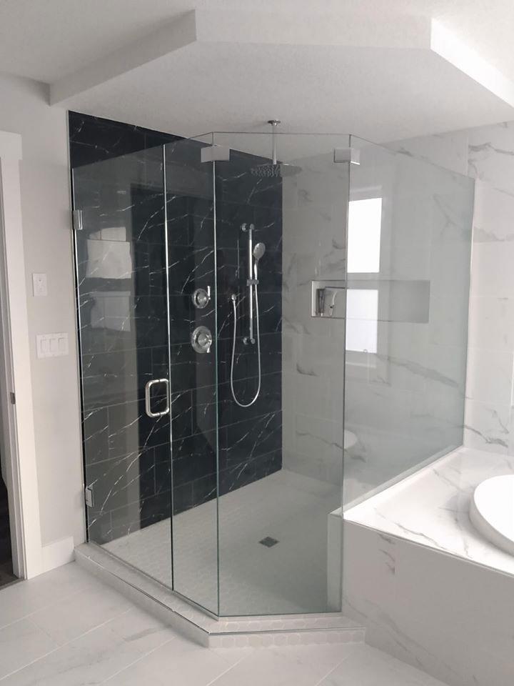 10mm Multi-Shower Door