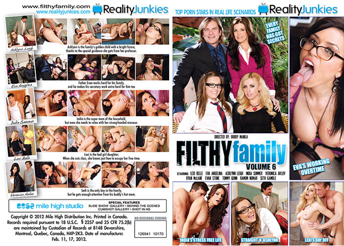 Ch 8:  Filthy Family 6