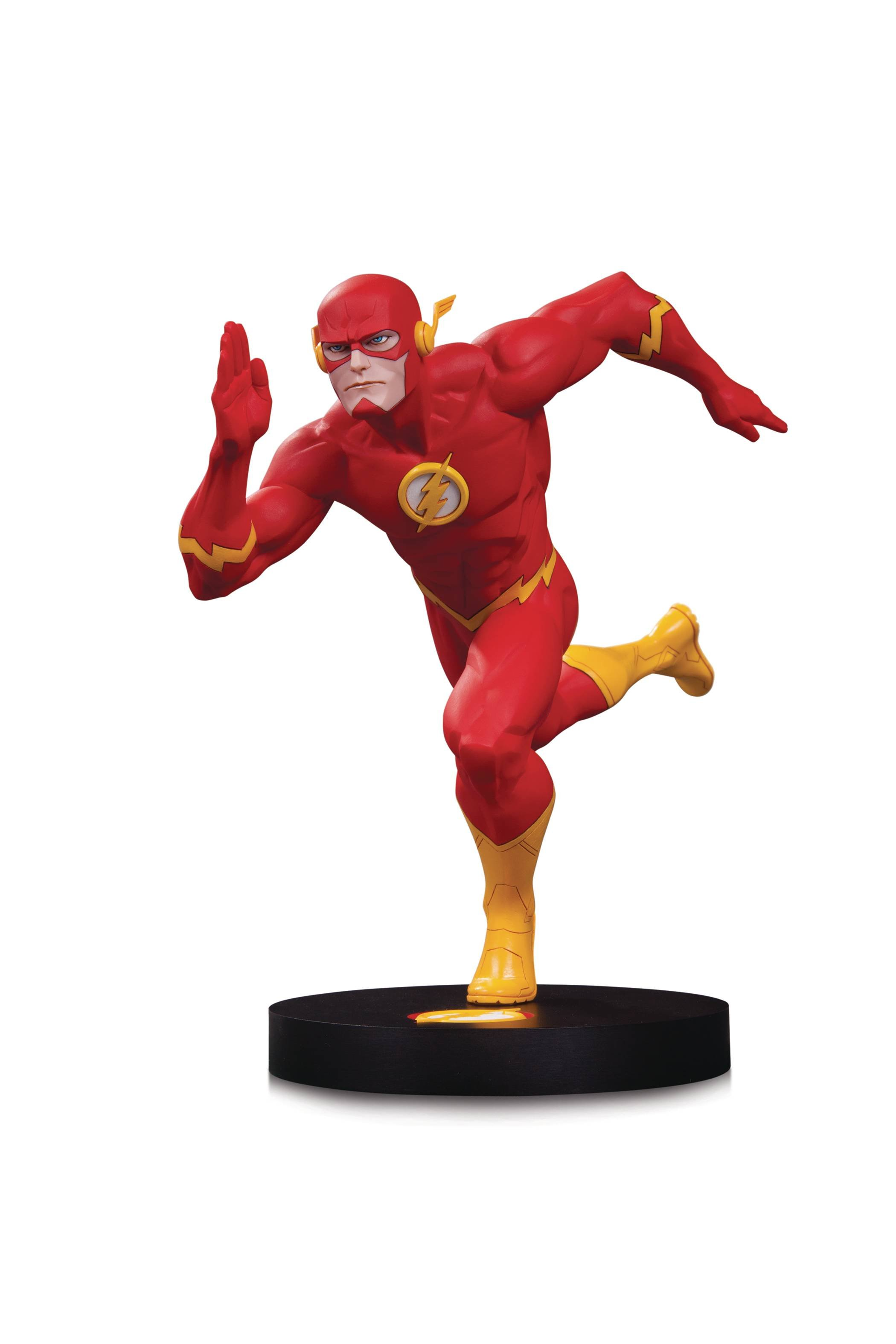 DC DESIGNER SER THE FLASH BY FRANCIS MANAPUL STATUE