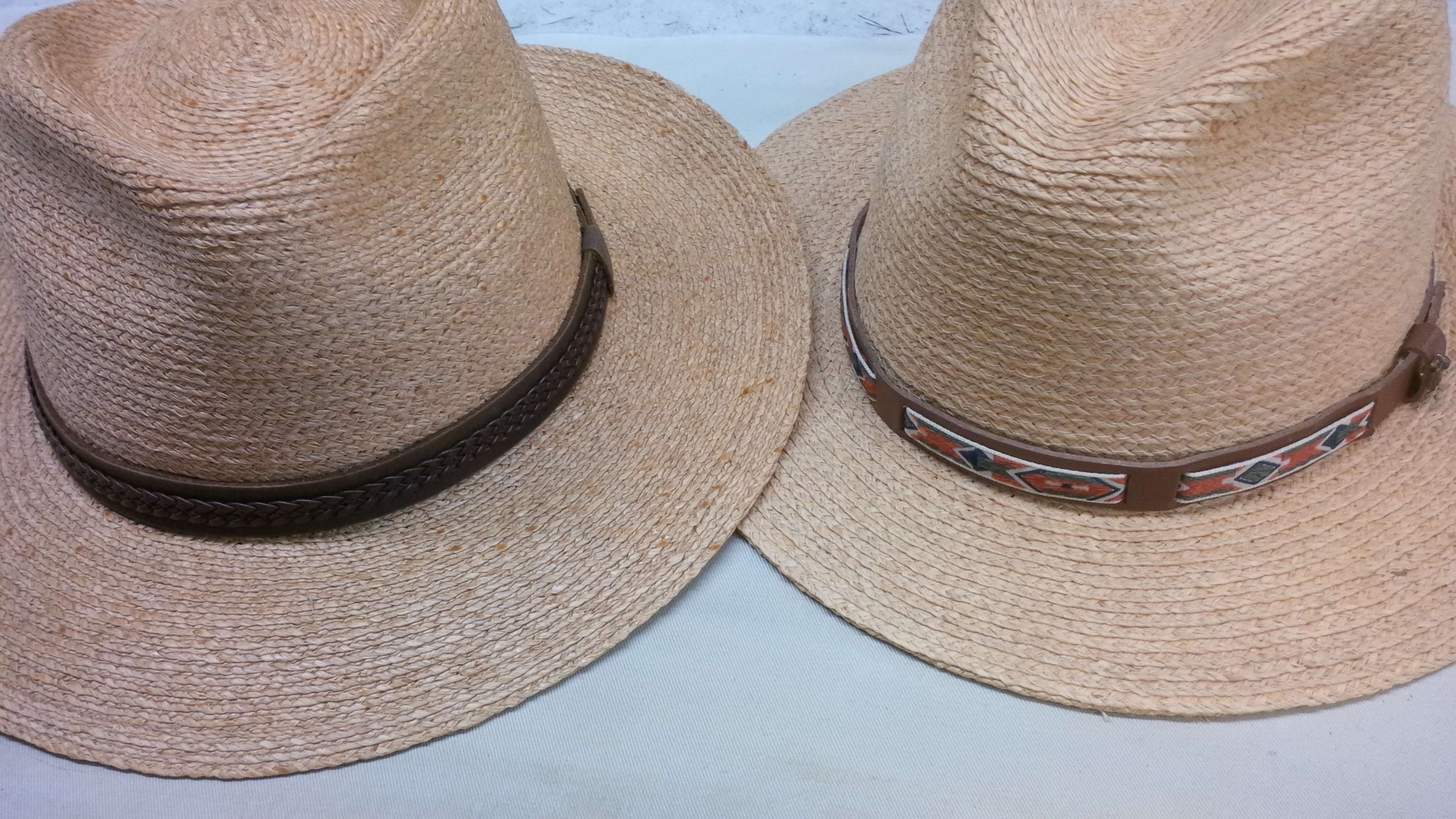 Private Label Raffia Braid Hats for an Iconic Canadian Brand