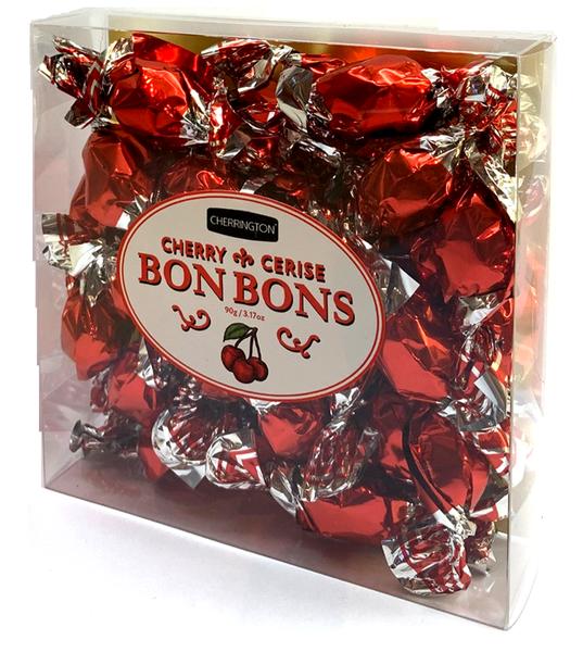 CHBN90RD Cherrington Bon Bon CHERRY candy 90 gr