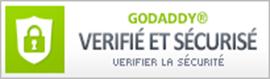 GoDaddy Badge