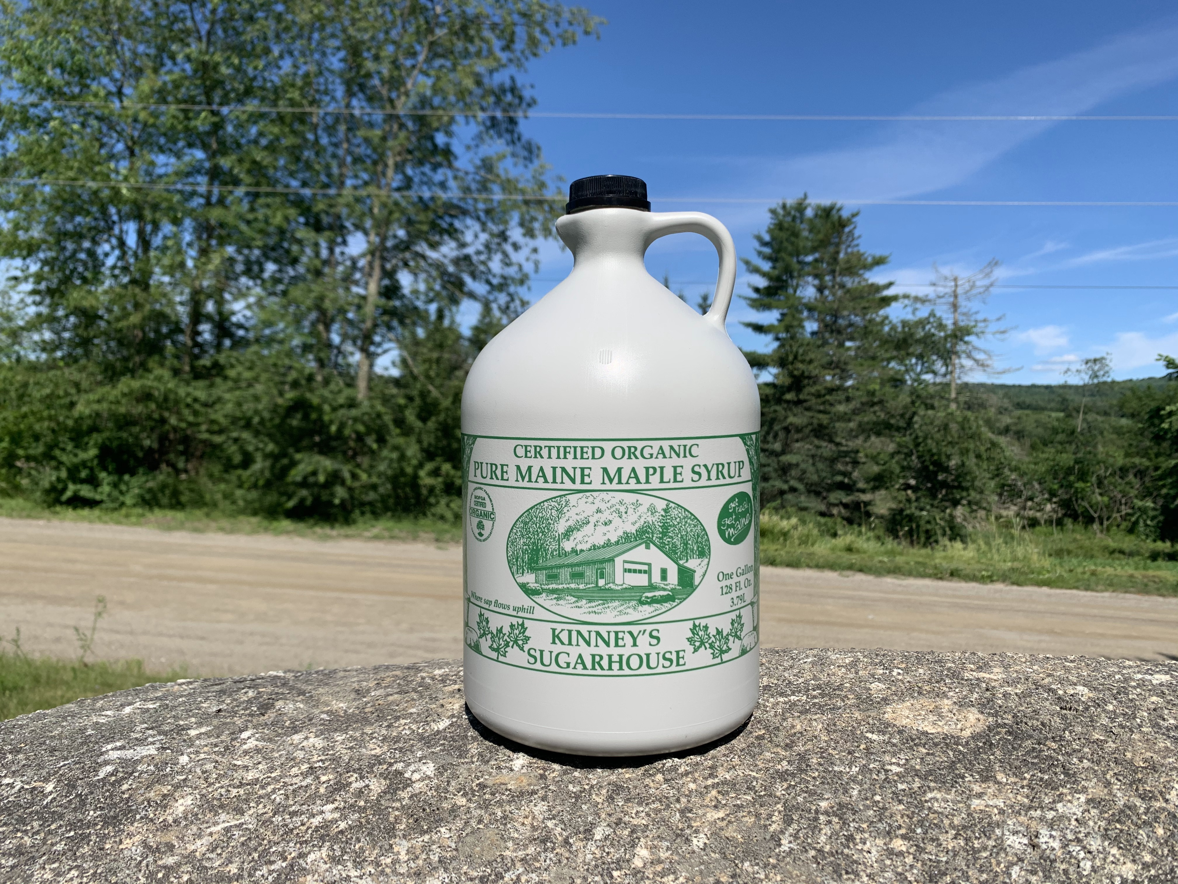 Maple Syrup-Gallon