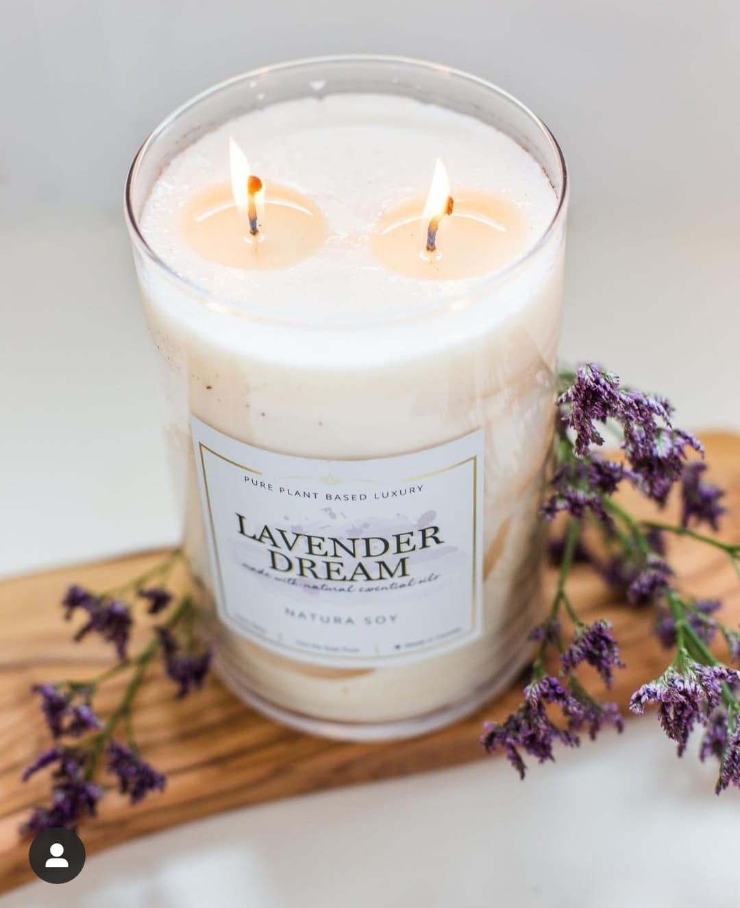A luxurious blend of Lavender, light Patchouli and mellow Vanilla.