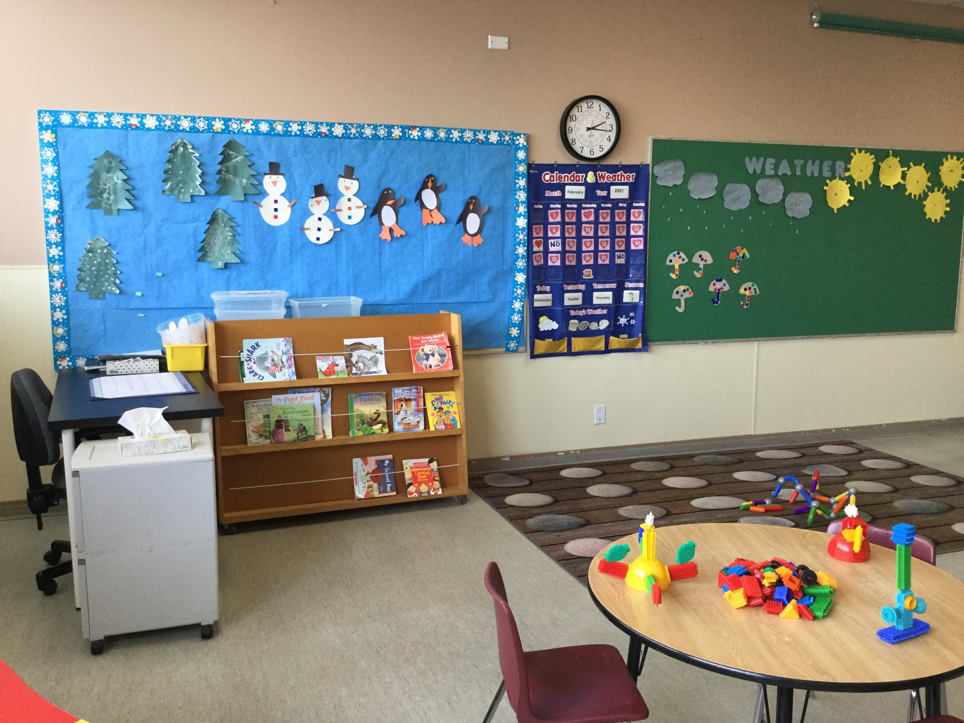Preschool - Story Corner