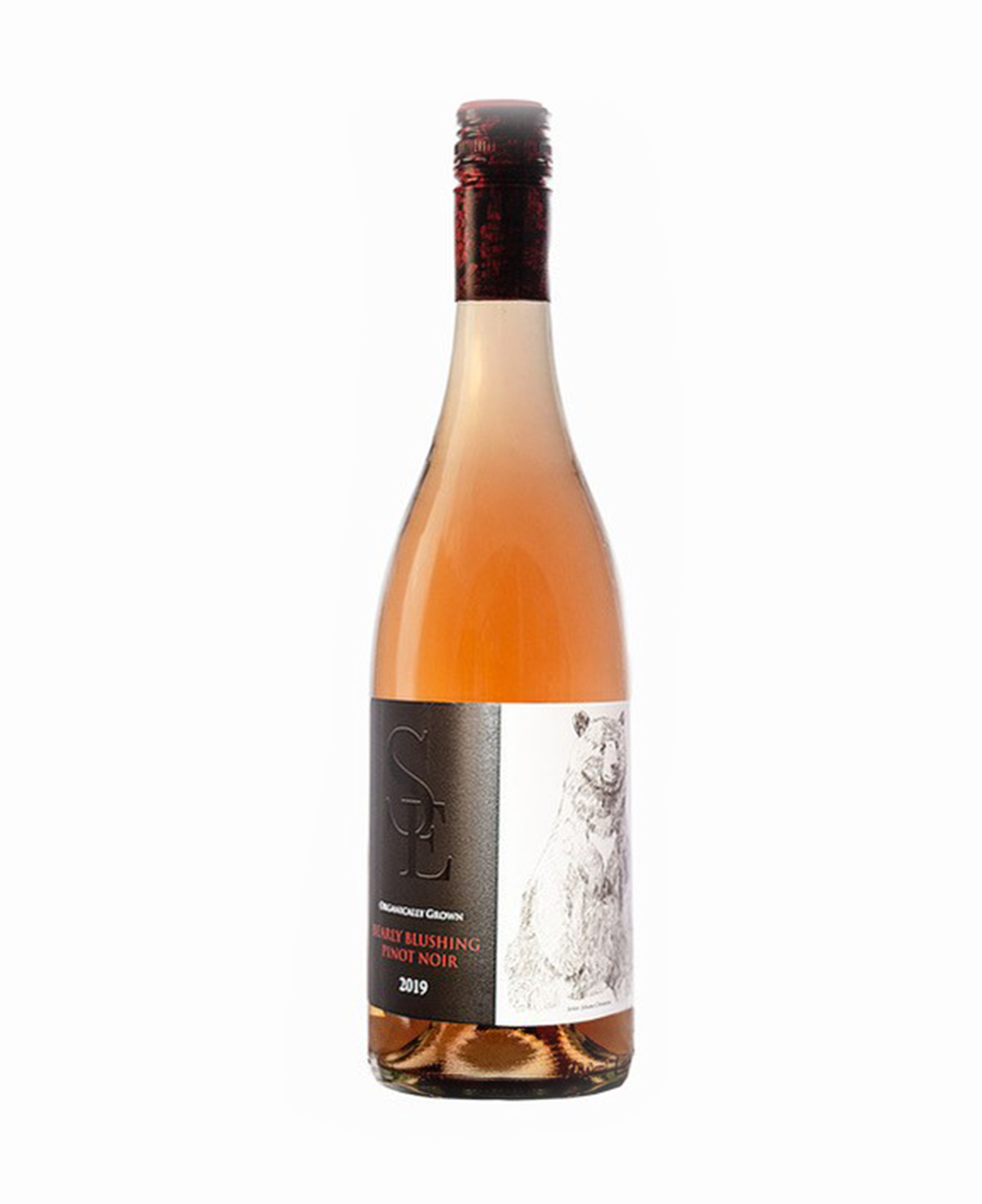 Bearly Blushing Rose of Pinot Noir 2019