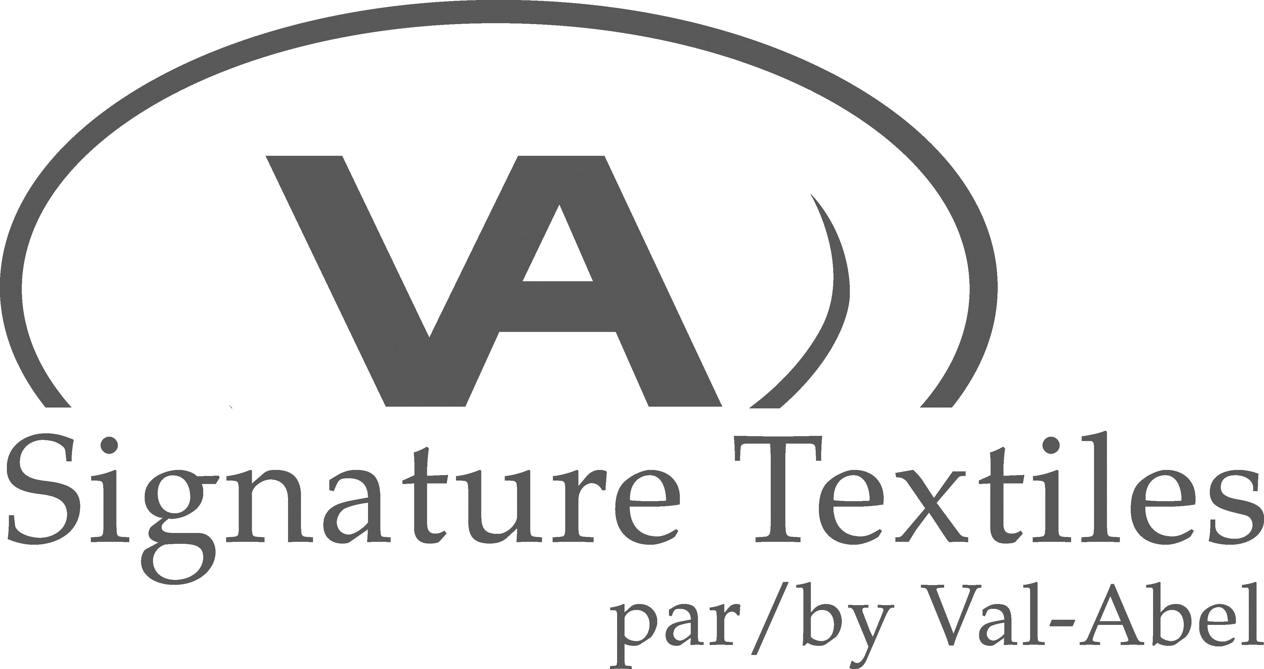 Signature Textiles par/by ValAbel