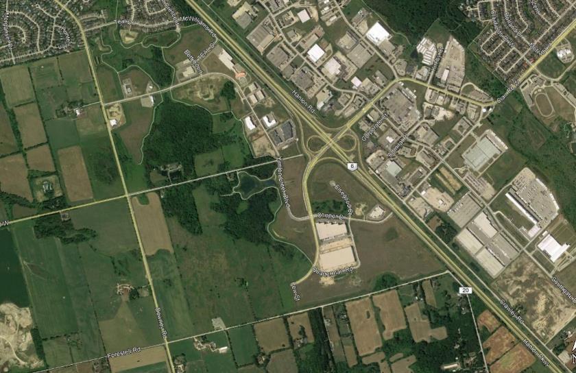 Land Development - Business Parks