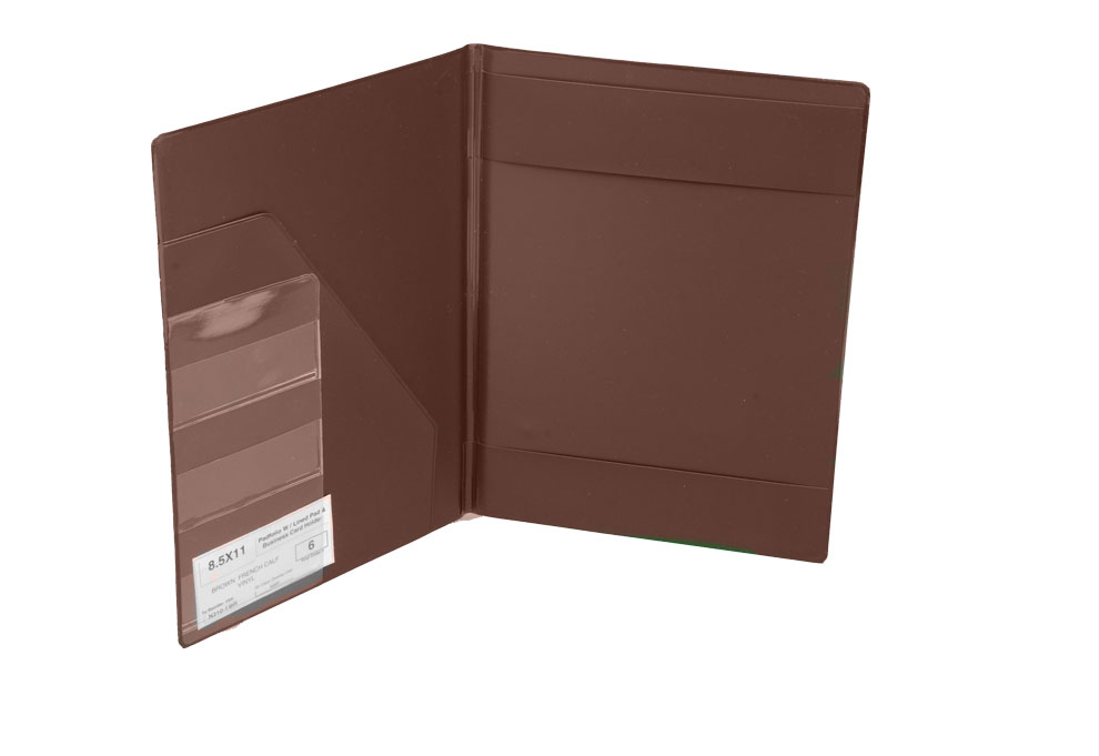 Brown Notepad