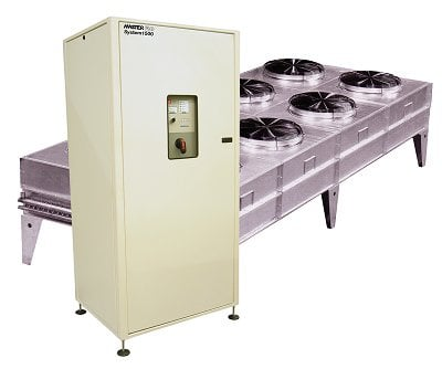 System 1500 High Capacity Central Chiller Unit