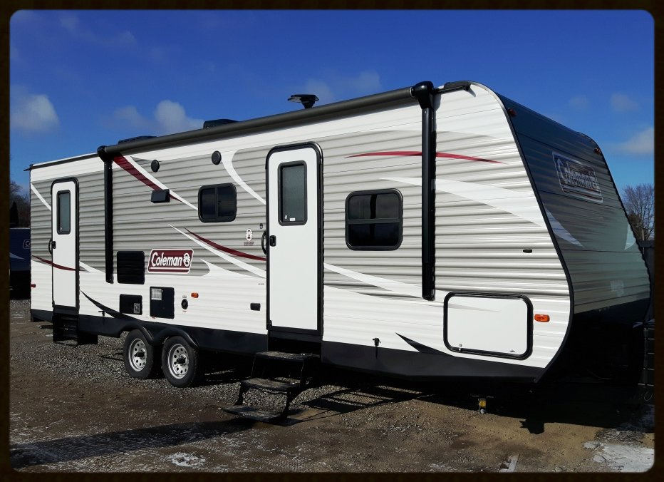 Town Amp Country Sales Amp Service Coleman Trailers