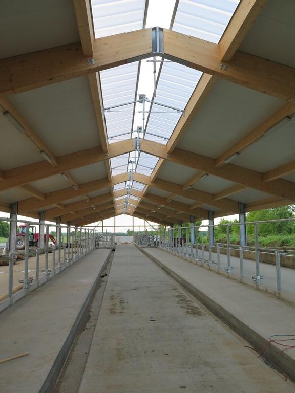 2015 Vankleek Hill - Dairy barn