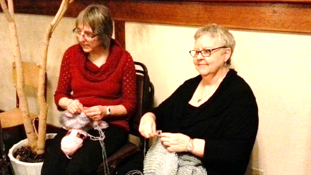 LEARN TO KNIT Alternate Tuesdays 7 pm 780-675-2341