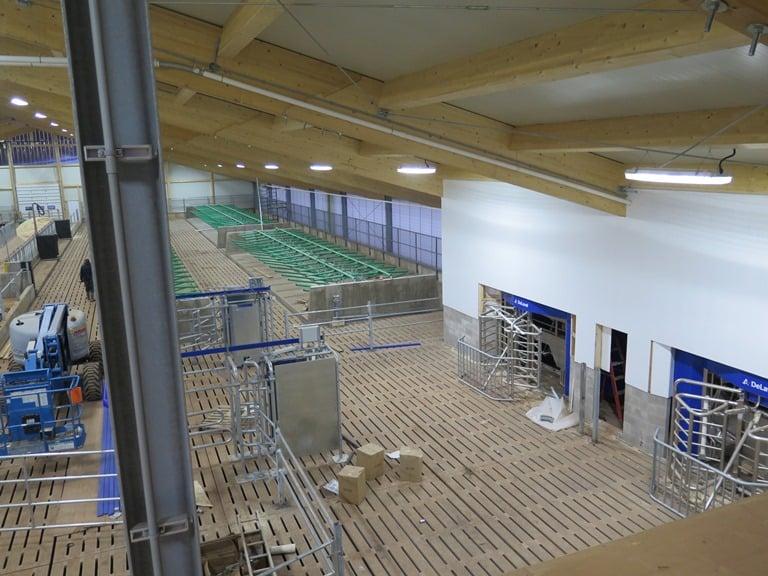 2015 Nova Scotia - Robot dairy barn