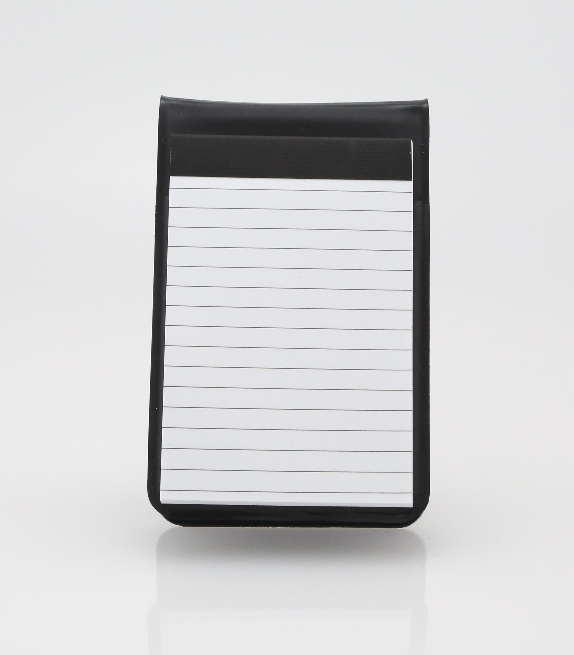 Bottom to Top Open Small Padfolio