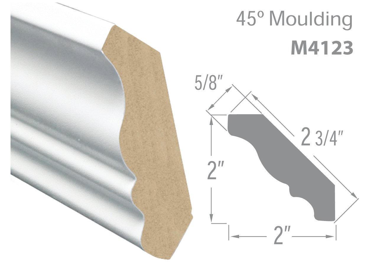 45º Moulding