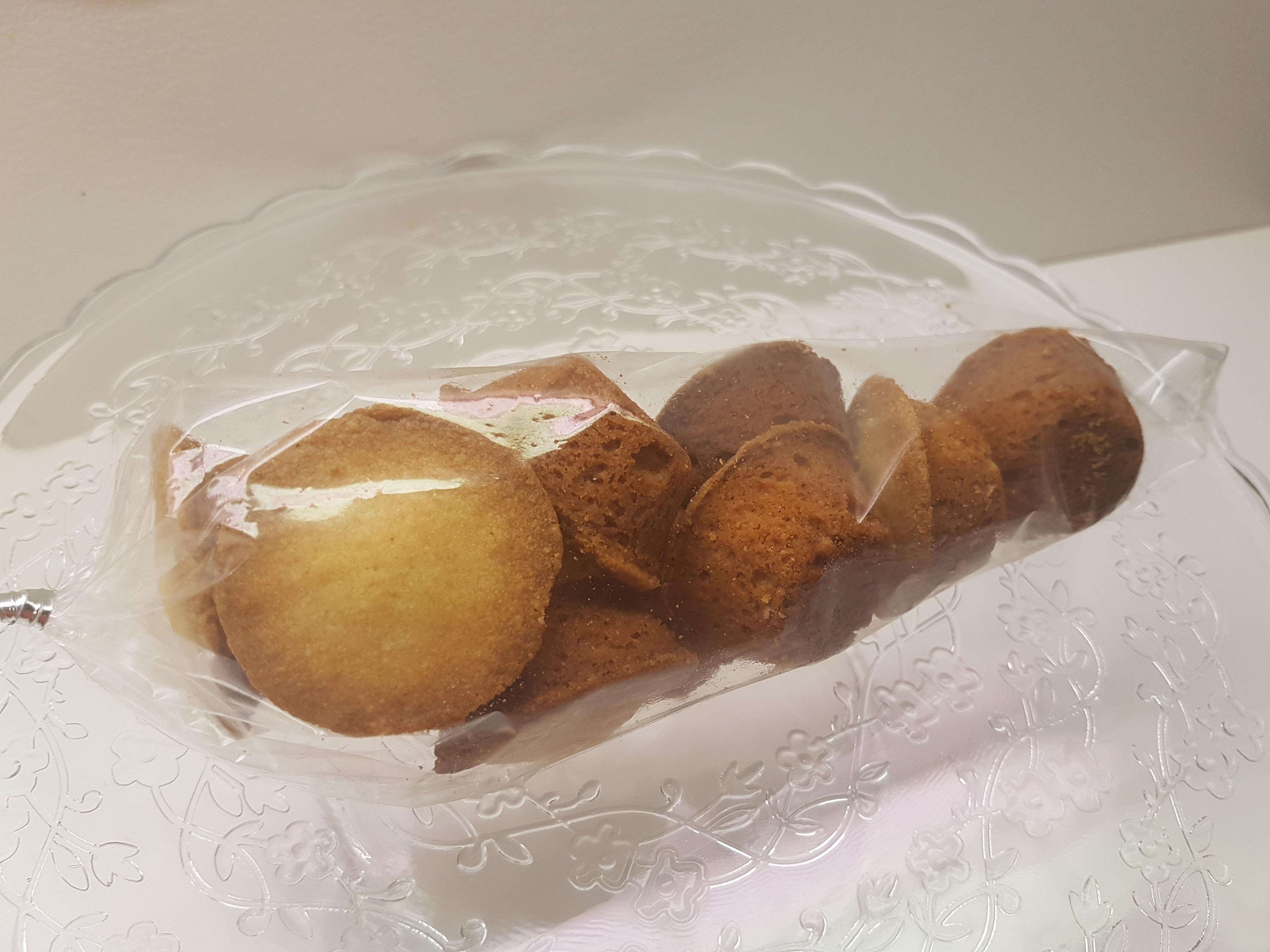Sablé Breton citron