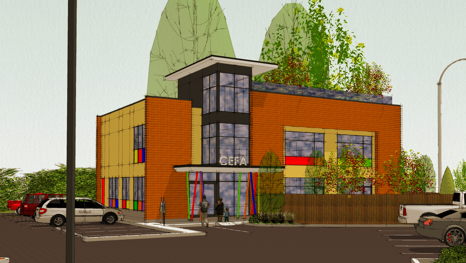 New purpose-built daycare, Township of Langley
