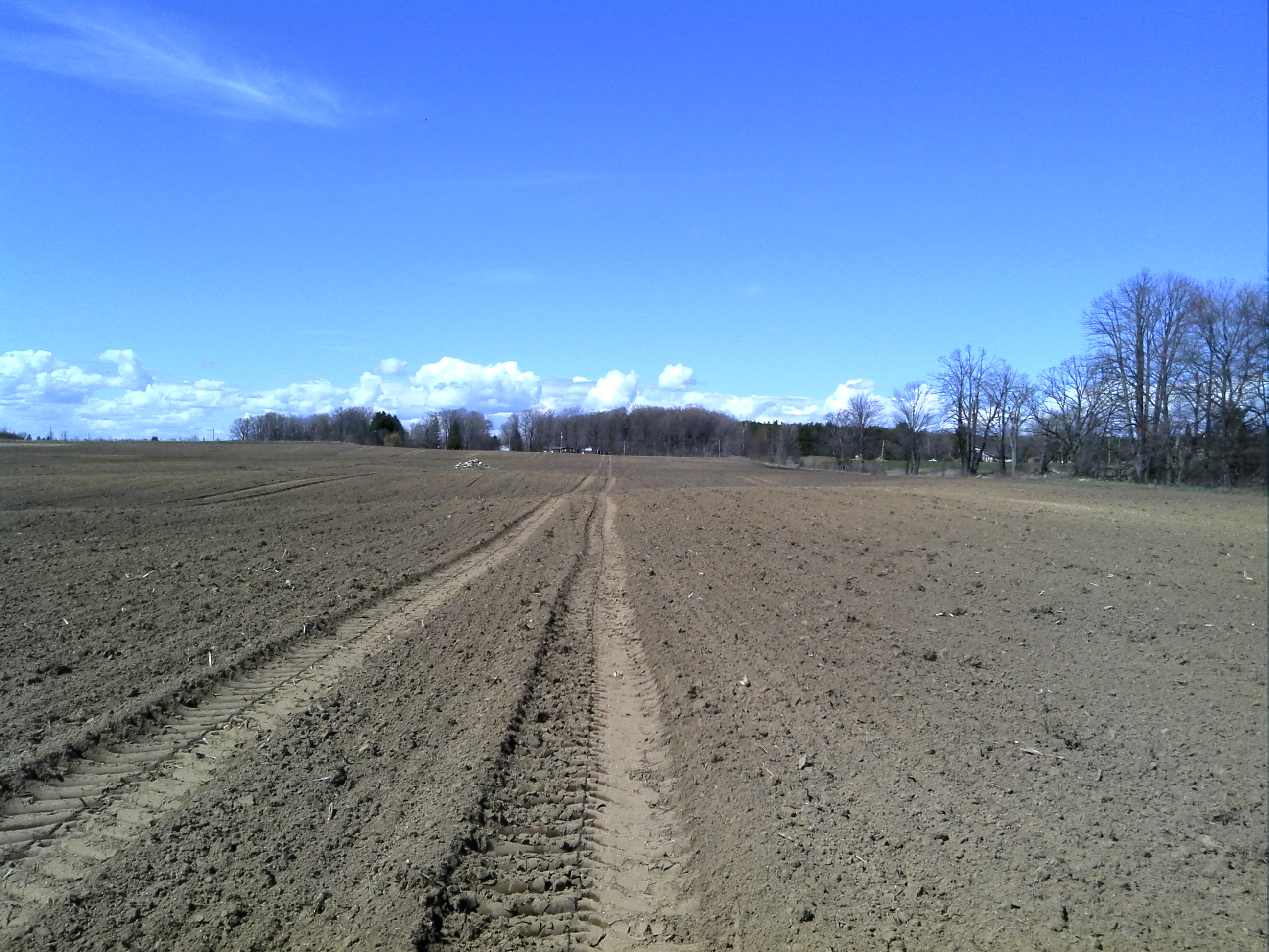 High capability agricultural lands.