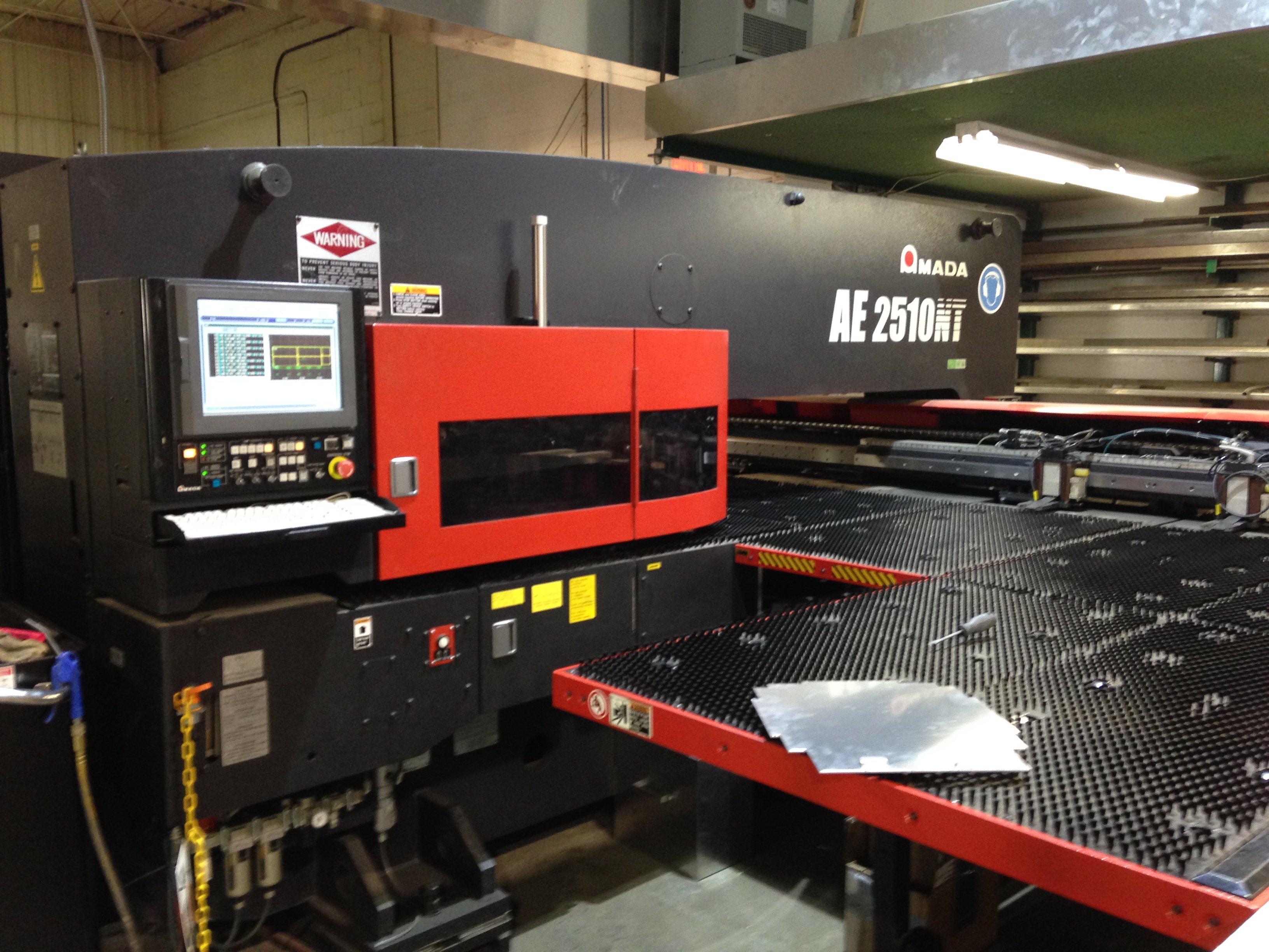 CNC Turret Punch Press Specialist sheet metal fabricators
