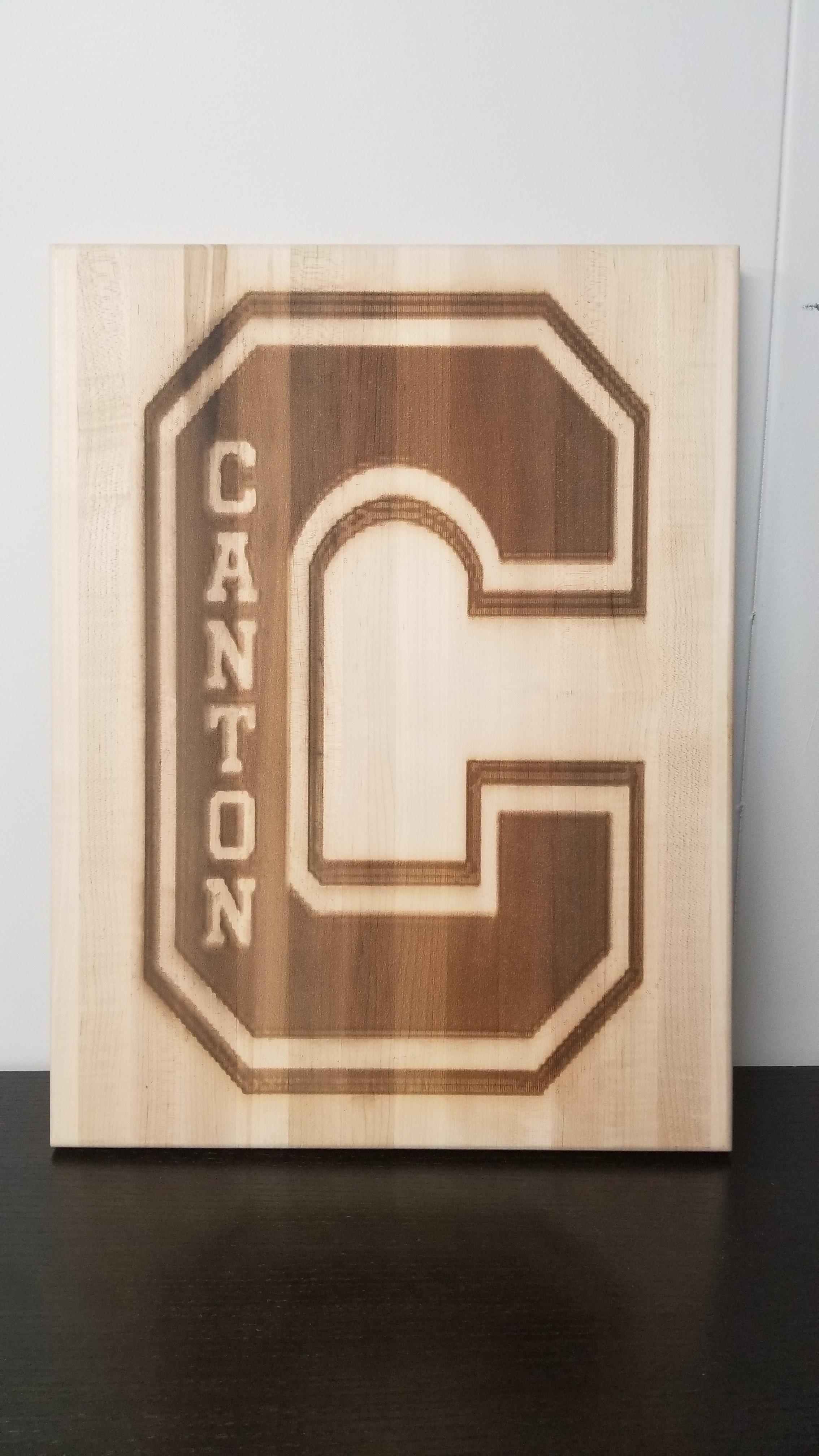 Canton Cutting Board