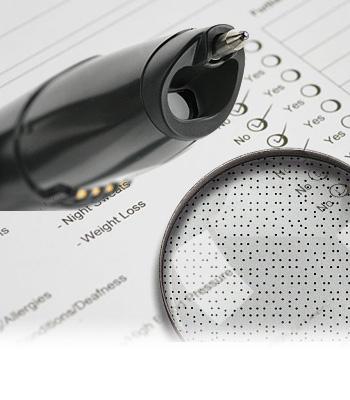 Anoto Digital Pen Camera