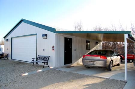 Residential Garage