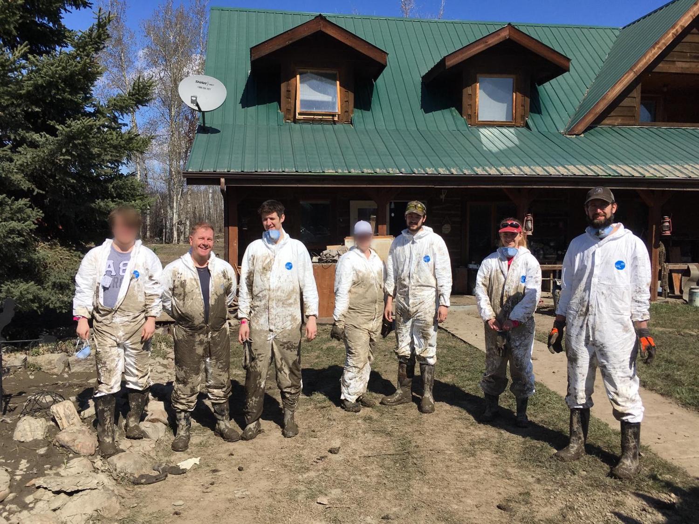 Fort Vermilion 2020 Flood Clean-Up - after!