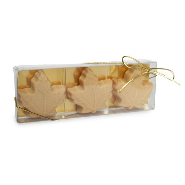 Pure Maple Cream - 3 pack leaf