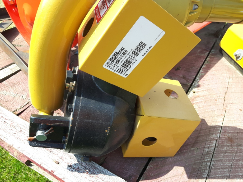 Braber Equipment Post Hole Digger