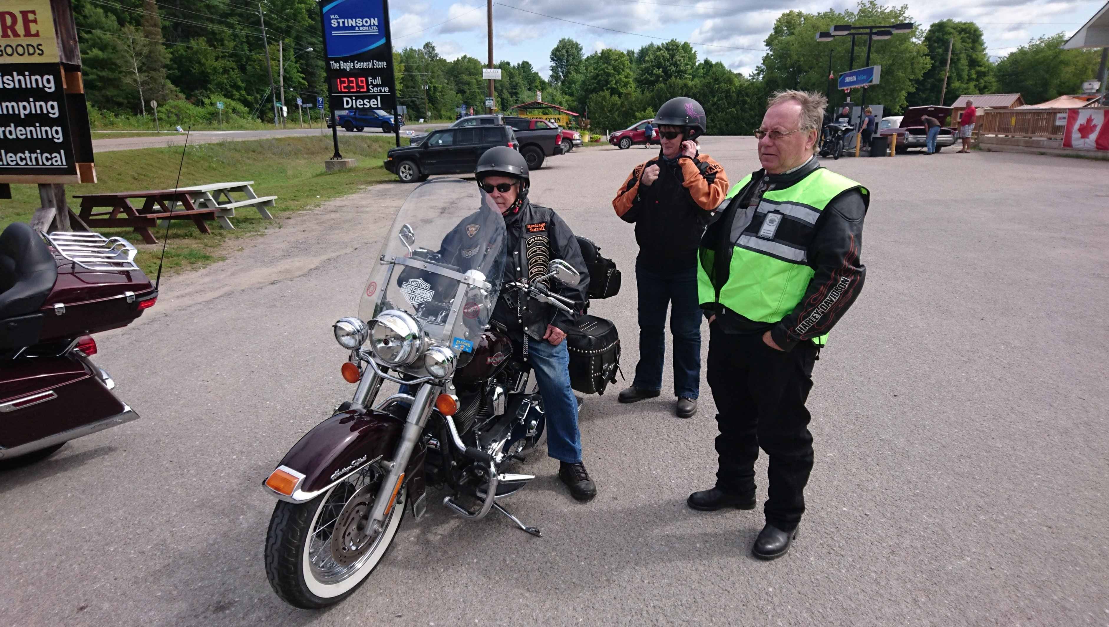 Ride to Wilno August 10,2019