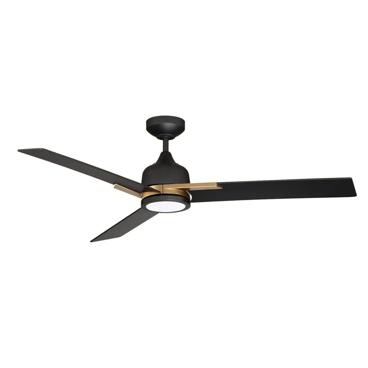 """148 AC22452 52"""" in Black and Gold,  Black and Nickle, or all Nickle Regular Price $598.99 Sale Price $376.99"""