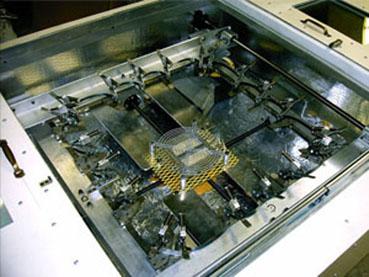 Biaxial Drawing Machine