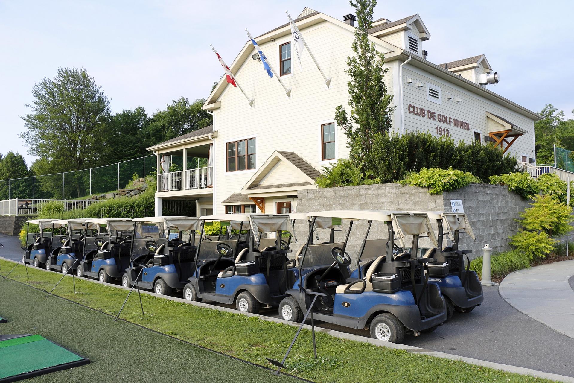 Club de Golf Miner - Album photos
