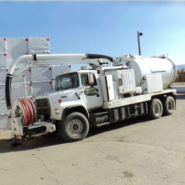 White Truck 4