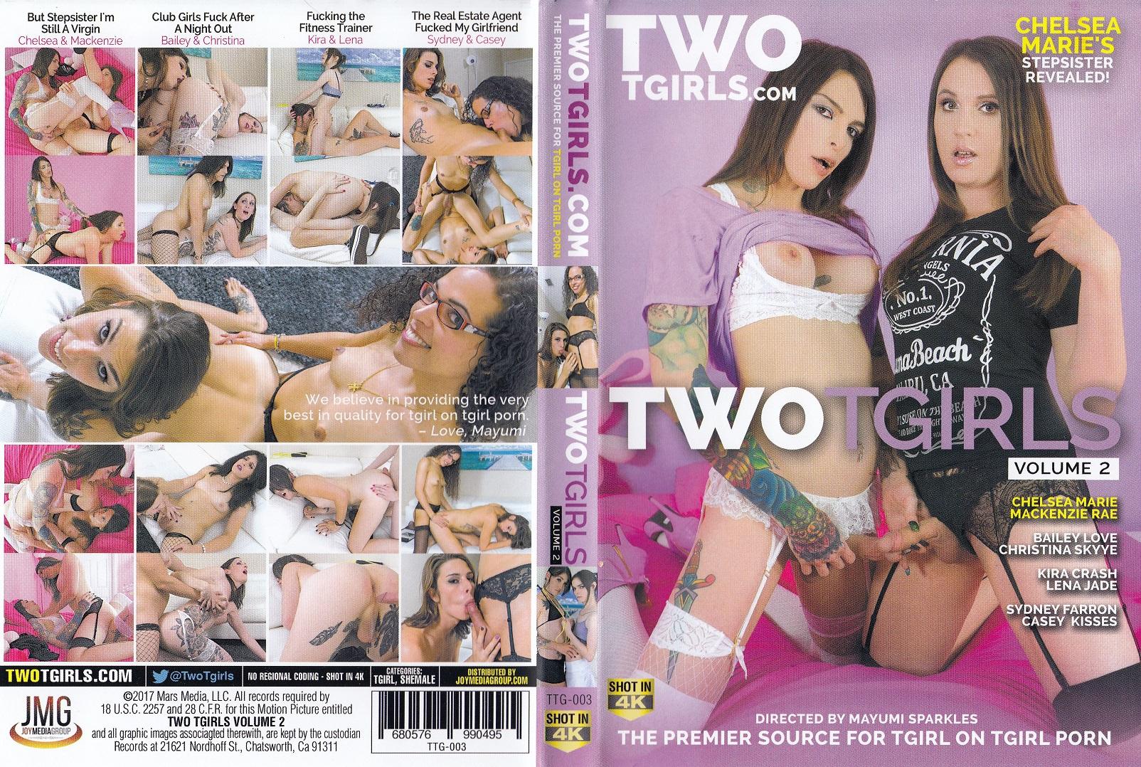 Ch 118:  Two Tgirls 2