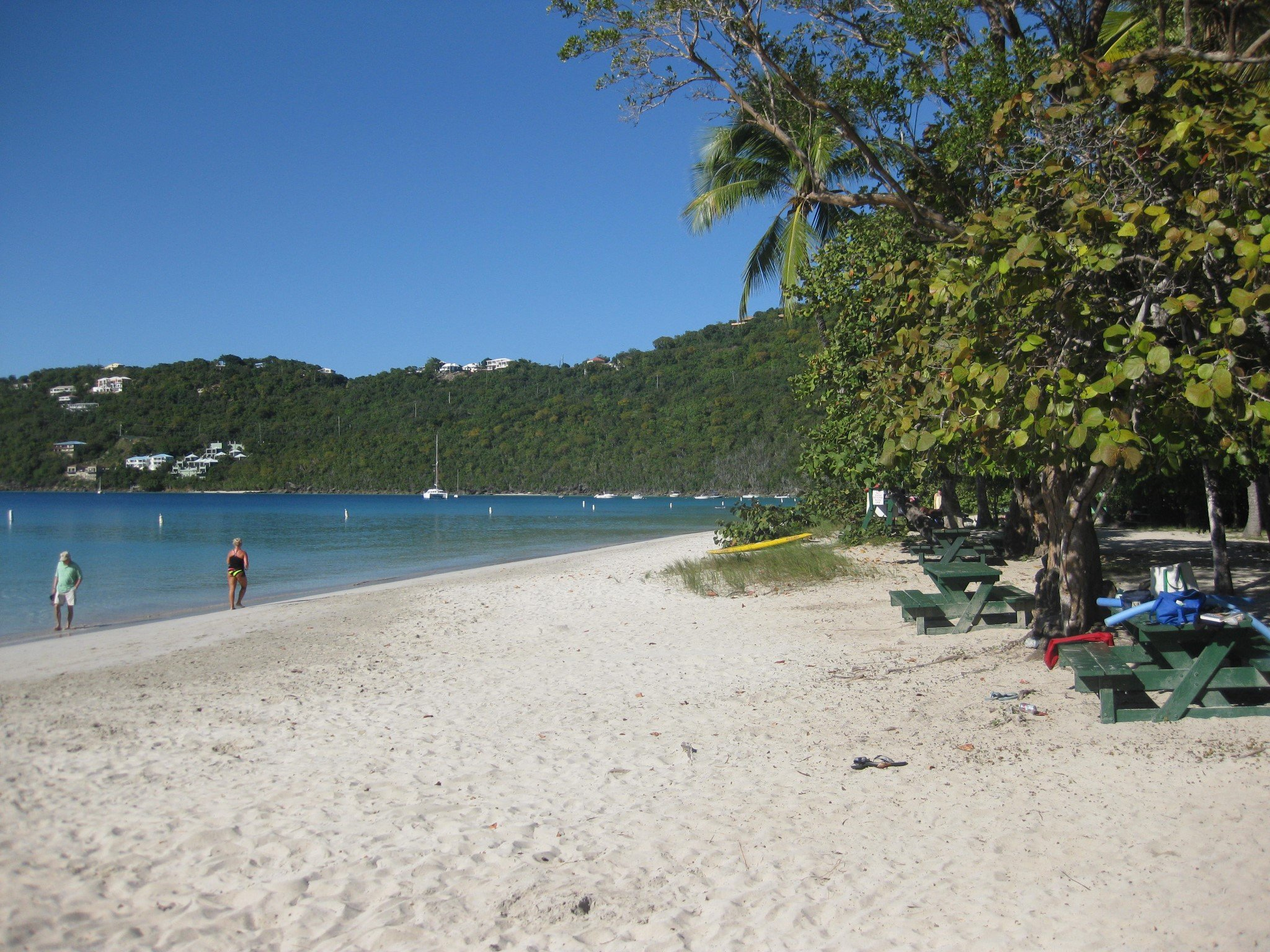 MEGANS BAY USVI, TOURISTY SPOT ONE OF THE WORLDS TOP 10 BEACHES