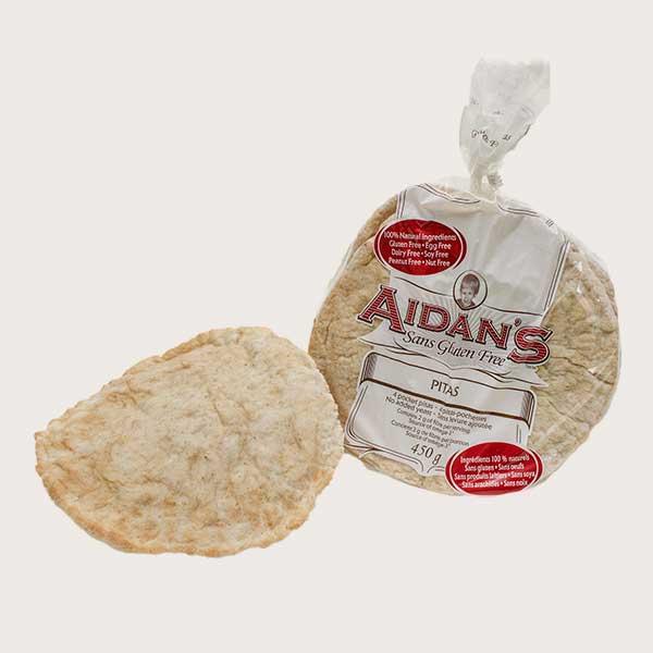 Aidan's Gluten-Free Pitas