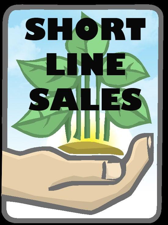 Short Line Sales