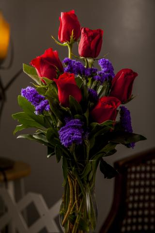 Love and Romancce Flowers