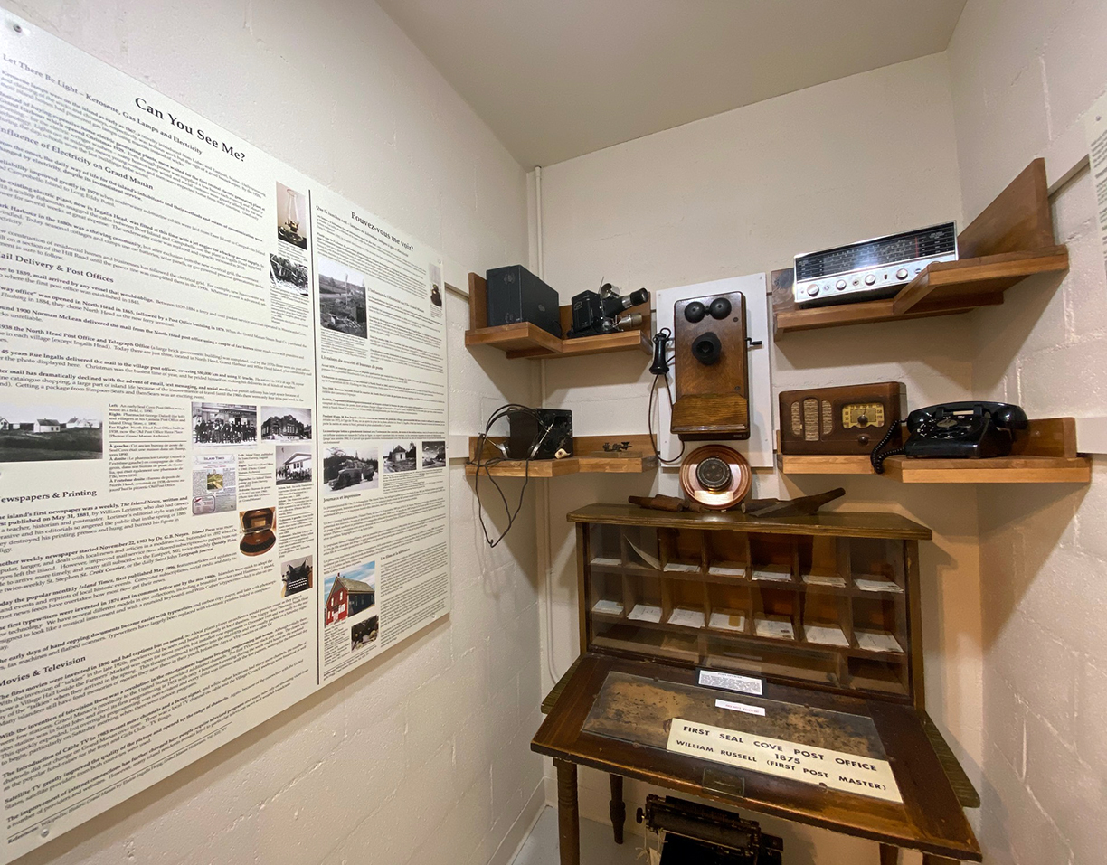 The Communications Display