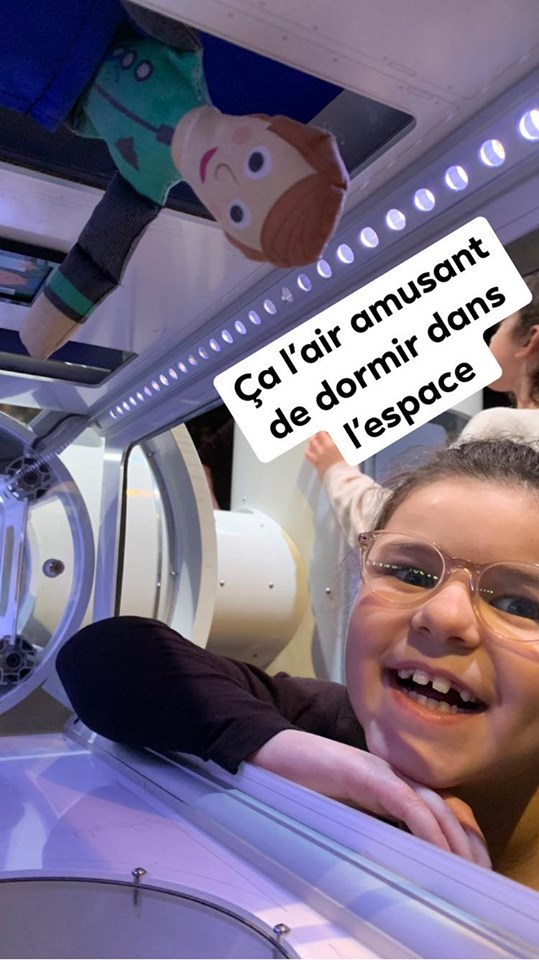 Centre des sciences 6 mars 2020