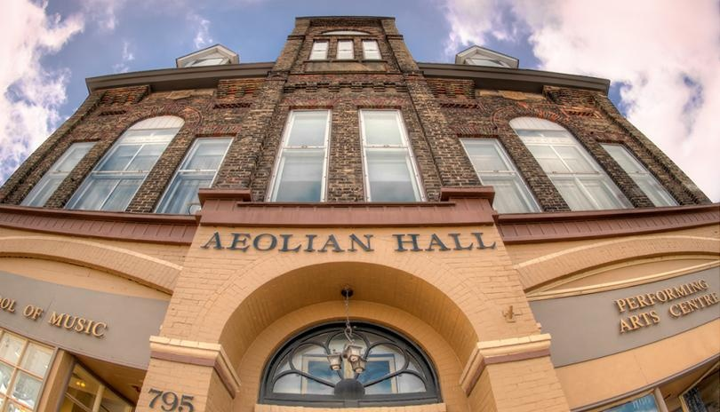 Aeolian Hall