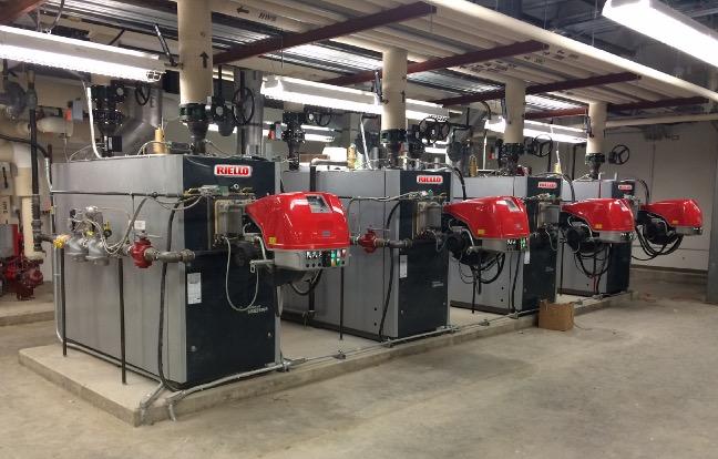 LCC- Boiler/Burner 1-4