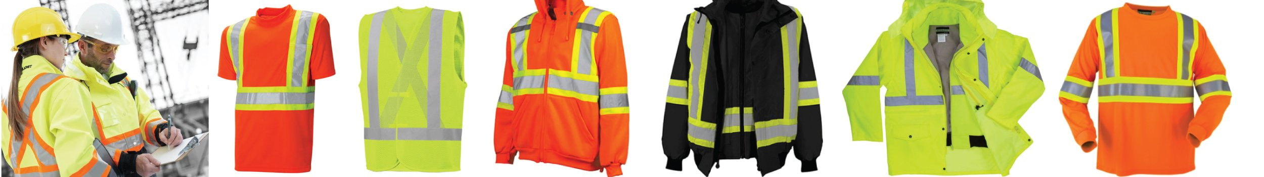 High-visibility Safety Wear