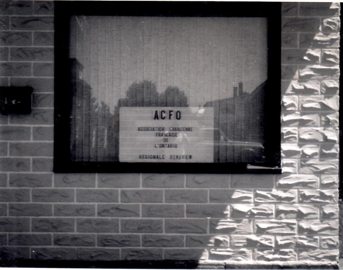 Bureau de l'ACFO