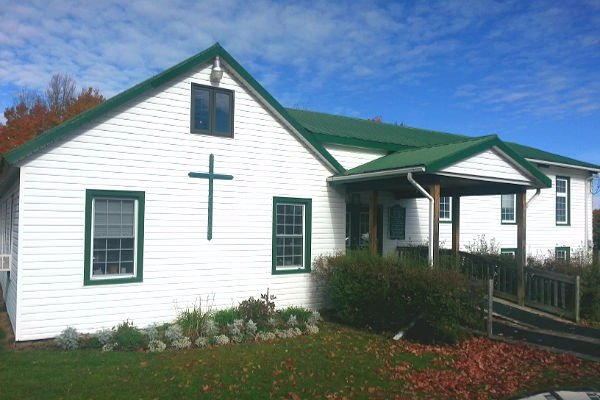 Franklin Centre Church of the Nazarene  Organized on April 24 1949