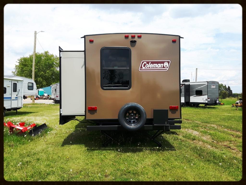 Coleman Travel Trailer 3015Bh